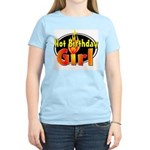 Hot Birthday Girl Women's Pink T-Shirt