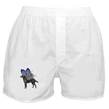 Butterfly Flatcoat Boxer Shorts