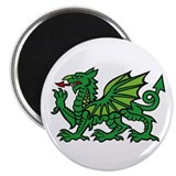 "Midrealm Dragon 2.25"" Magnet (10 pack)"