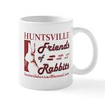 huntsville Bunnies Mug