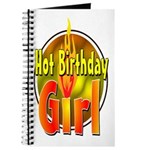 Birthday Girl Journal