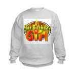 Birthday Girl Kids Sweatshirt