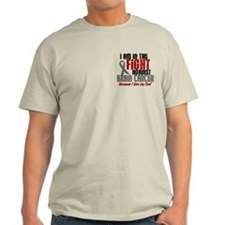In The Fight DAD Brain Cancer T-Shirt