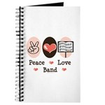 Peace Love Band Journal