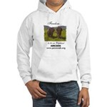 Color Photo Winky & Wanda Hooded Sweatshirt