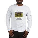 Color Photo Winky & Wanda Long Sleeve T-Shirt