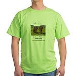 Color Photo Winky & Wanda Green T-Shirt