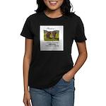 Color Photo Winky & Wanda Women's Dark T-Shirt