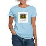 Color Photo Winky & Wanda Women's Light T-Shirt