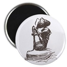 "Contemplating Ant 2.25"" Magnet (10 pack)"