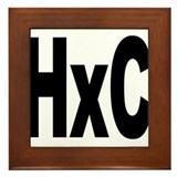 Cool Straight edge Framed Tile