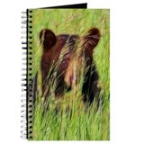 Fractalius Black Bear Journal