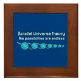 Parallel Universe Theory Framed Tile