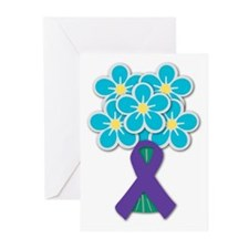 Forget Me Not Greeting Cards (Pk of 20)