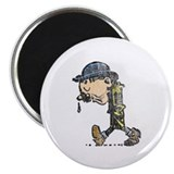 Sad Sack 2.25&quot; Magnet (100 pack)
