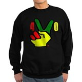 Peace Marijuana Sweatshirt