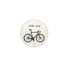 ride me. Mini Button (10 pack)