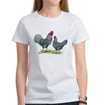 Dominique Chickens Women's T-Shirt
