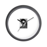 Unique Lenin Wall Clock