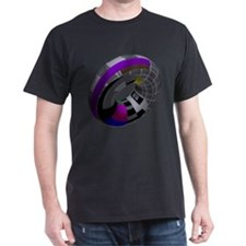3d Beta Test Pattern Tube T-Shirt