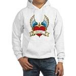 Little Angel Hooded Sweatshirt