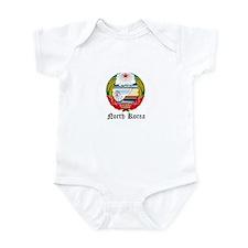 Korean Coat of Arms Seal Infant Bodysuit