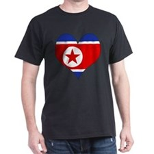 I Love North Korea T-Shirt