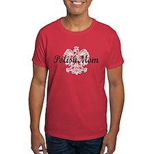 Polish Mom T-Shirt