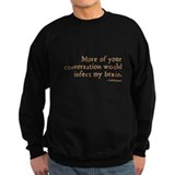 Coriolanus Insult Jumper Sweater
