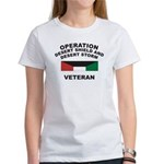 Kuwait Veteran 1 Women's T-Shirt
