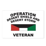 Kuwait Veteran 1 Postcards (Package of 8)