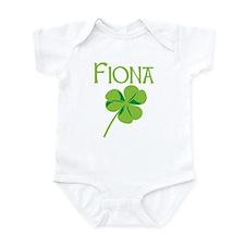 Fiona shamrock Infant Bodysuit