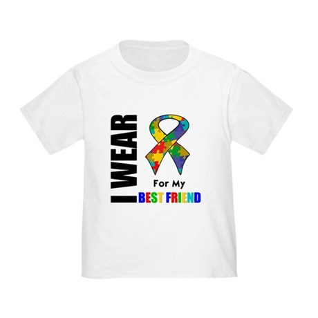 Autism Best Friend Toddler T-Shirt