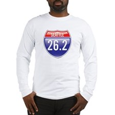 Seattle Marathon Long Sleeve T-Shirt