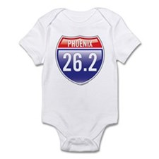 Phoenix Marathon Infant Bodysuit