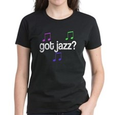Colorful Got Jazz Tee