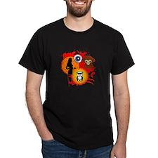 <b>CHAOS THEORY VOL.02</b><br>Black T-Shirt