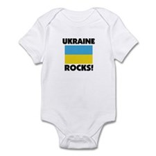 Ukraine Rocks Infant Bodysuit