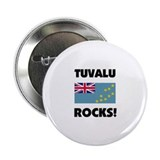 "Tuvalu Rocks 2.25"" Button"
