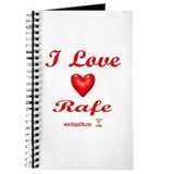 I LOVE RAFE Journal