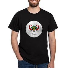 Nigerian Coat of Arms Seal T-Shirt