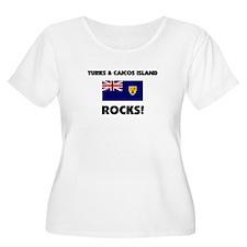 Turks & Caicos Island Rocks T-Shirt