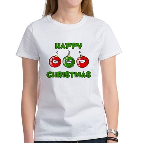 Happy Merry Christmas Women's T-Shirt
