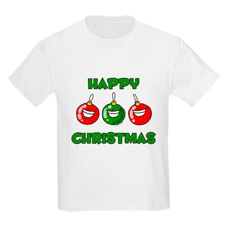 Happy Merry Christmas Kids T-Shirt