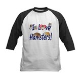 I Love Hamsters #01 Tee