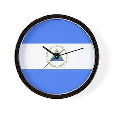 Nicaraguan Wall Clock
