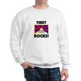Tibet Rocks Sweatshirt