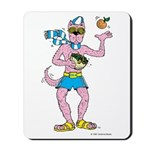 OK-9(Orange) Mousepad