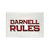 darnell rules Rectangle Magnet (10 pack)