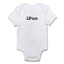 iPoo Infant Bodysuit
